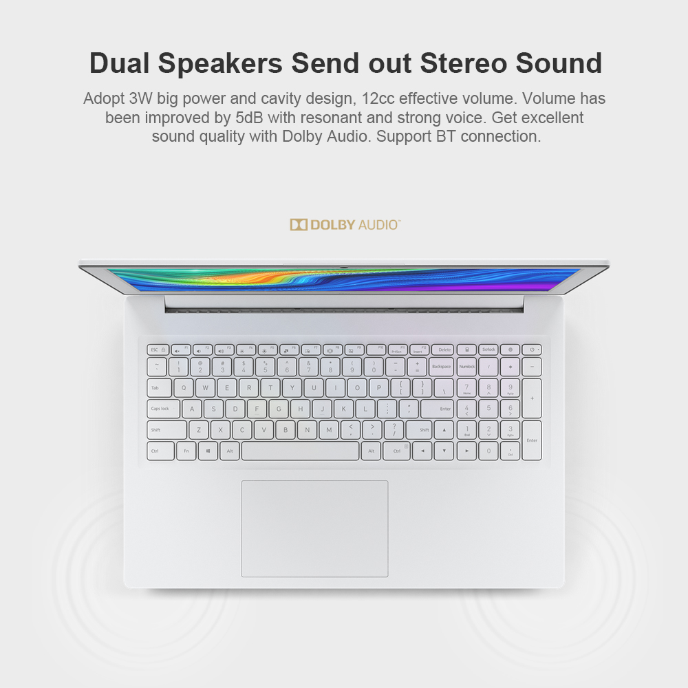 Laptop Xiaomi Mi Notebook Air Intel Core I3-8130U (15.6 Inch)