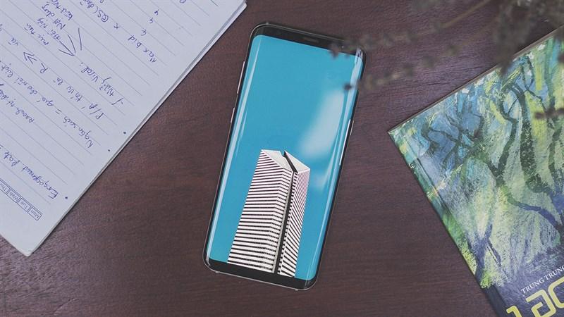 Điện Thoại Samsung Galaxy S8 Plus - Hàng Chính Hãng