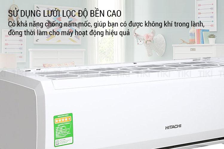 Máy Lạnh Hitachi RAS-F10CG (1.0HP) - Hàng Chính Hãng