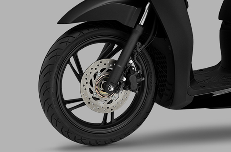 Xe Máy Honda SH 150i Phanh CBS 2019 - Phiên bản đen mờ