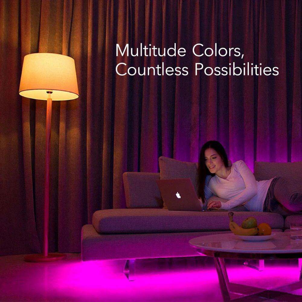 Bóng đèn thông minh Xiaomi Yeelight YLDP06YL tương thích google, kết nối wifi