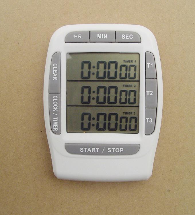 Đồng hồ đếm ngược đa năng cao cấp ( Kèm pin ) 1