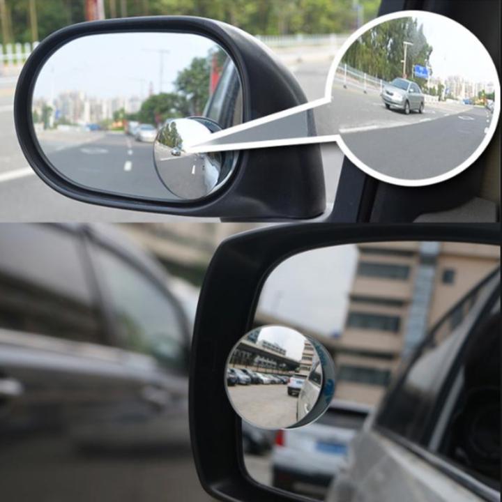 Bộ 2 gương cầu lồi gắn gương chiếu hậu ô tô GC888 4