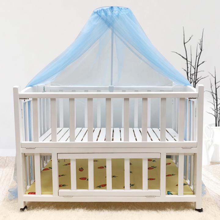 Bộ màn chống muỗi che cũi cho bé