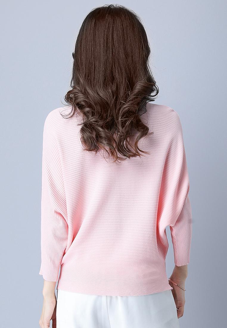 Áo len nữ cánh dơi thời trang Hàn Quốc 7