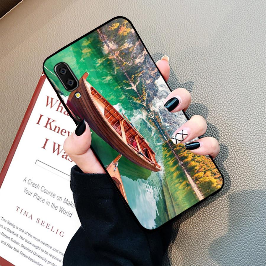 Ốp điện thoại dành cho máy Samsung Galaxy A70 - Quê Hương MS QHUONG012