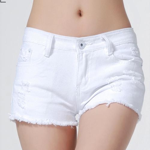 Quần short jean nữ vô cùng cá tính 138 2