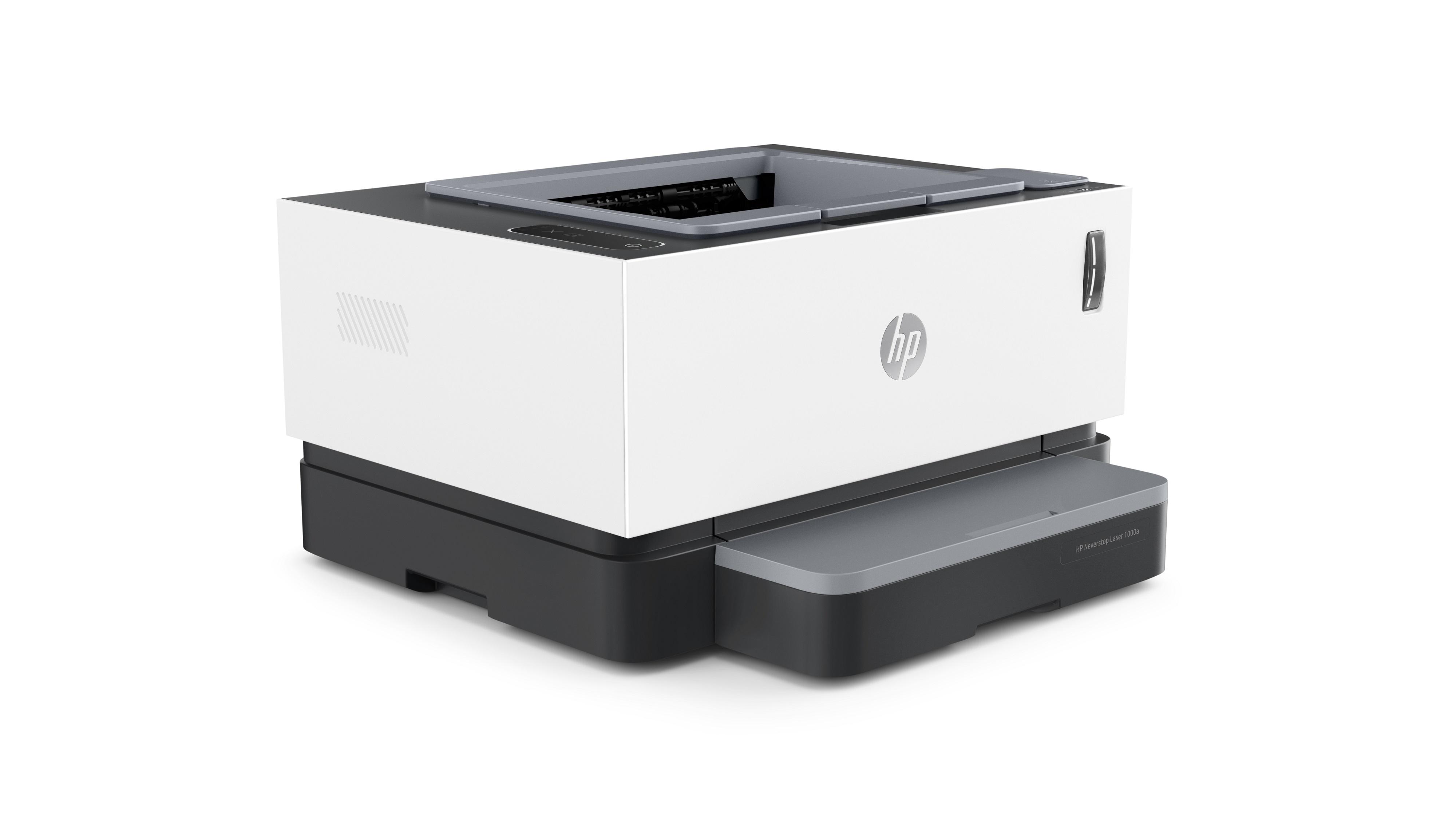 Máy in HP Neverstop Laser 1000w (In Wifi Trắng,Đen-4RY23A) - Hàng Chính Hãng 2