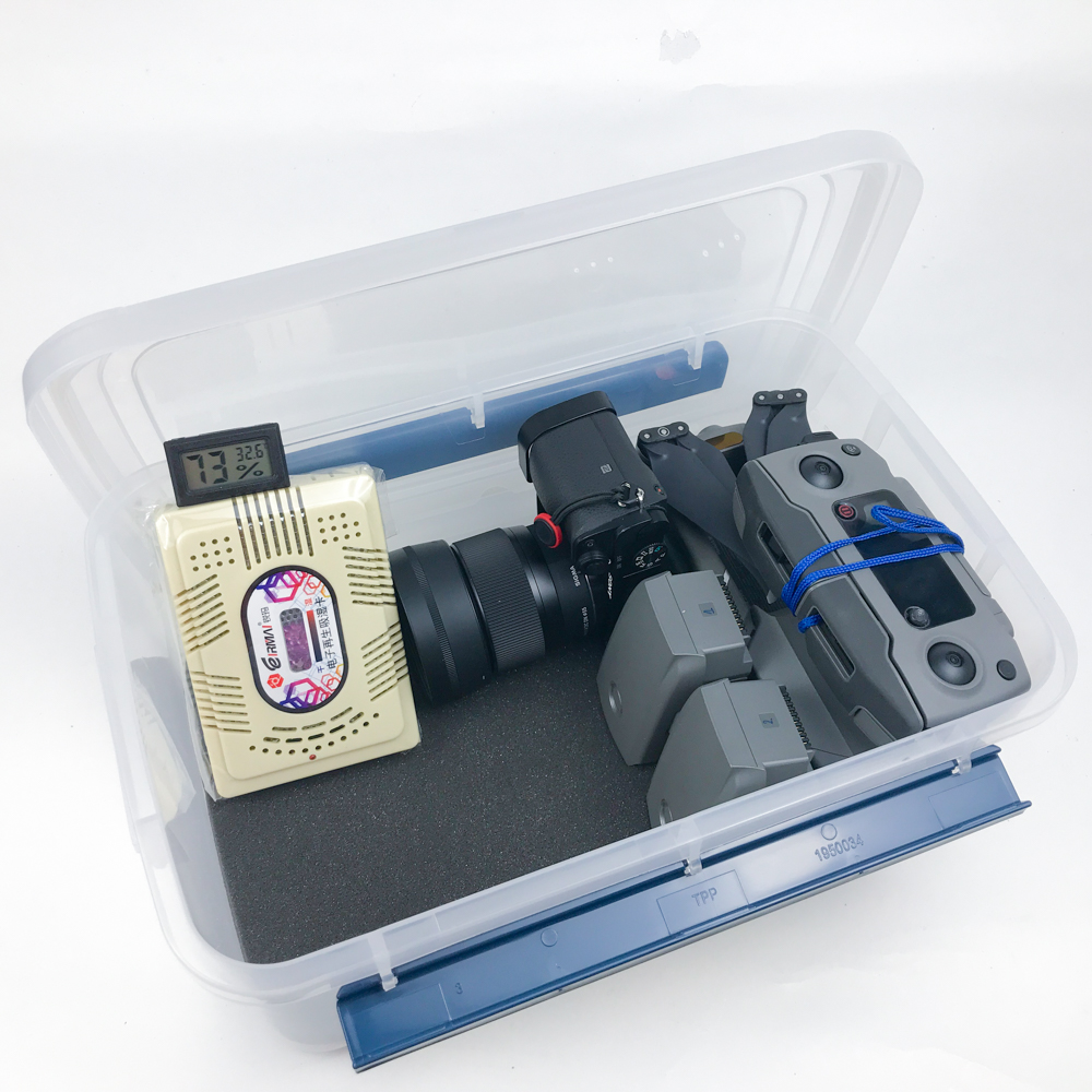 Combo hộp chống ẩm 10 lít