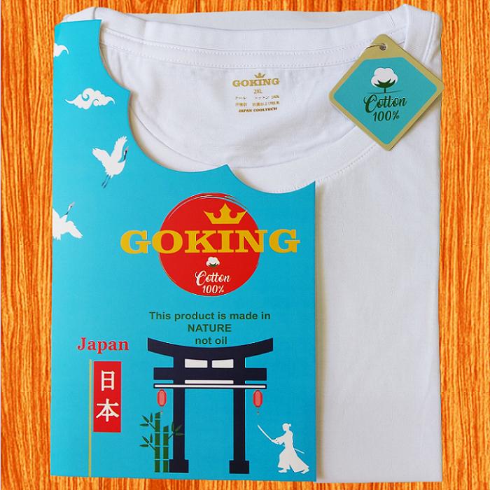 Áo thun nữ in hình dễ thương, áo phông nữ thoát nhiệt Nhật Bản GOKING 6