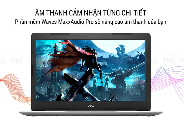 Laptop Dell Inspiron 5570 N5570A Core i7-8550U/Win10 (15.6 inch) - Silver - Hàng Chính Hãng