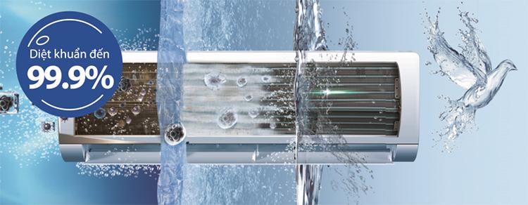 Máy Lạnh Inverter Aqua AQA-KCRV9N (1.0HP)