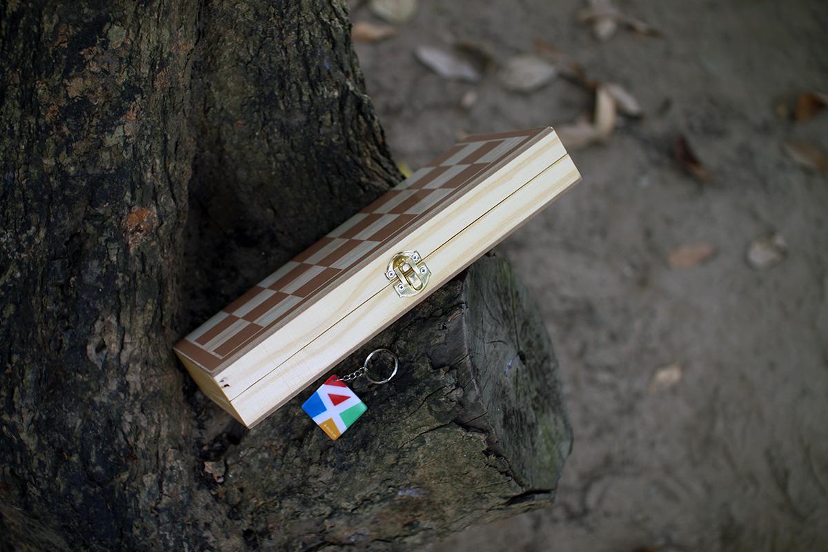 Đồ chơi giáo dục cho bé giúp trẻ em thông minh bằng gỗ tự nhiên, cờ vua cho bé giúp phát triển trí tuệ từ nhỏ. 2