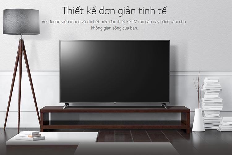 Smart Tivi LG 55 inch 4K UHD 55UM7400PTA - Hàng Chính Hãng