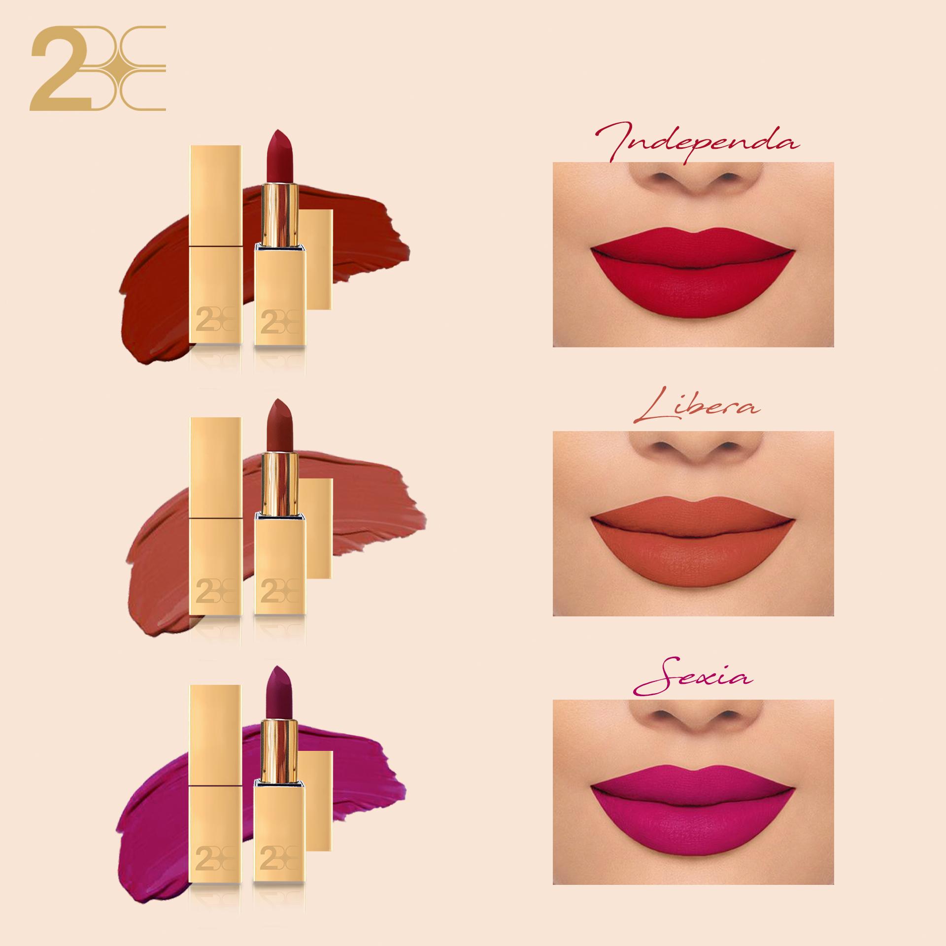 Son Lì 2BE Matte Lipstick 7