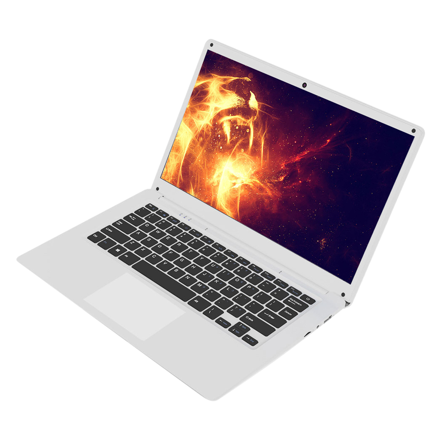Notebook Computer Durable 1366*768 TN 14.1 Inch Working Supply Learning Tools