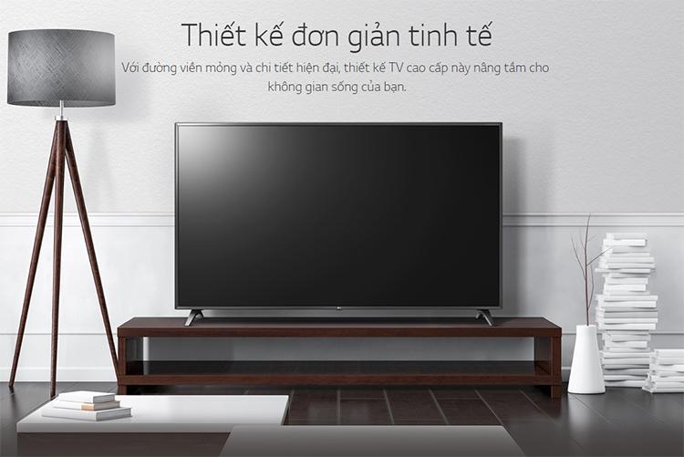 Smart Tivi LG 50 inch 4K UHD 50UM7600PTA - Hàng Chính Hãng