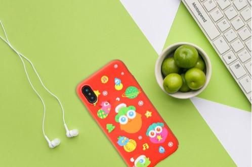 Ốp Điện Thoại iPhone X Weiji