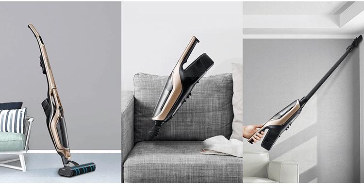 Máy hút bụi không dây 3 trong 1 Samsung VS03R6523J1 - Hàng chính hãng