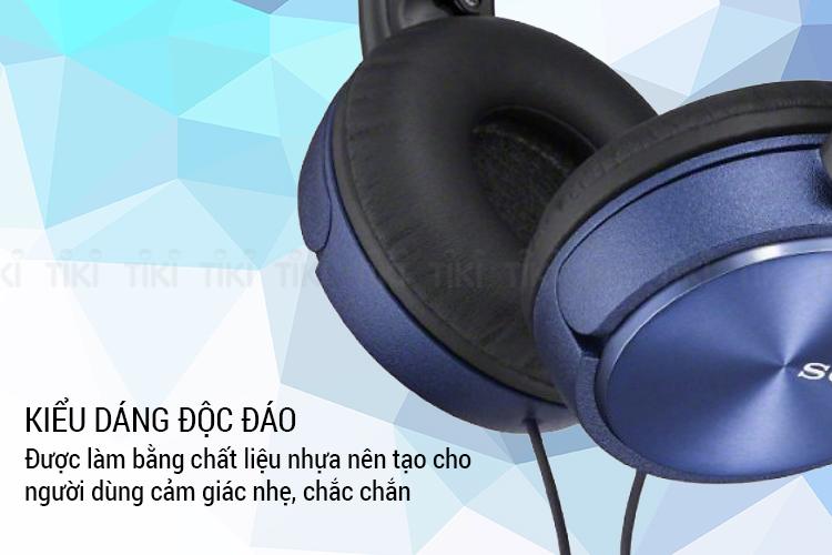 Tai Nghe Chụp Tai Sony MDR-ZX310AP - Hàng Chính Hãng