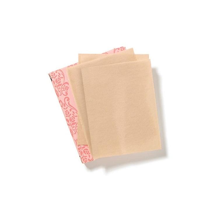 Giấy Thấm Dầu DHC Oil Blotting Paper 100pc 3