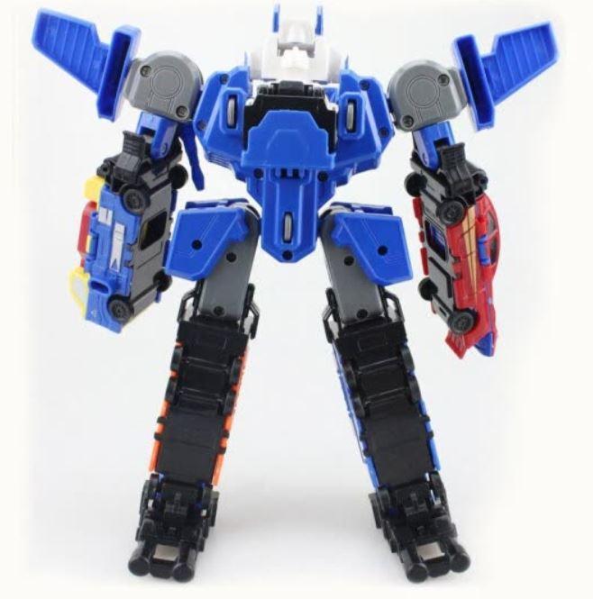 Đồ Chơi Mô Hình Robot Lắp Ráp 6 Trong 1 Aozhijia AoZhiJia