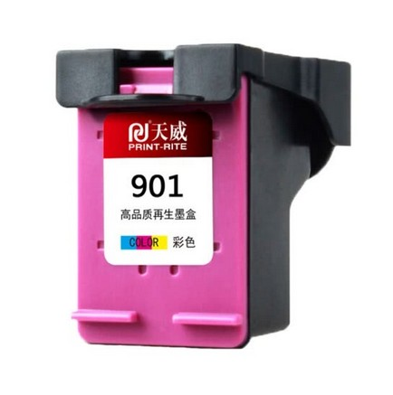Hộp Mực PrintRite CC654AC (901XL) (Cho HP Officejet J4580 J4660 J4680)