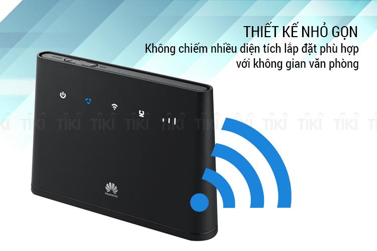 Bộ Phát Sóng Wifi Di Động 4G Huawei B310s - Hàng Chính Hãng