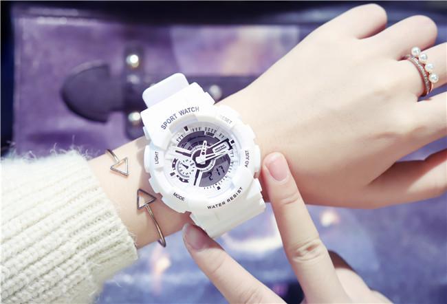 Đồng hồ thể thao nam chống nước cao cấp phong cách Hàn Quốc 9