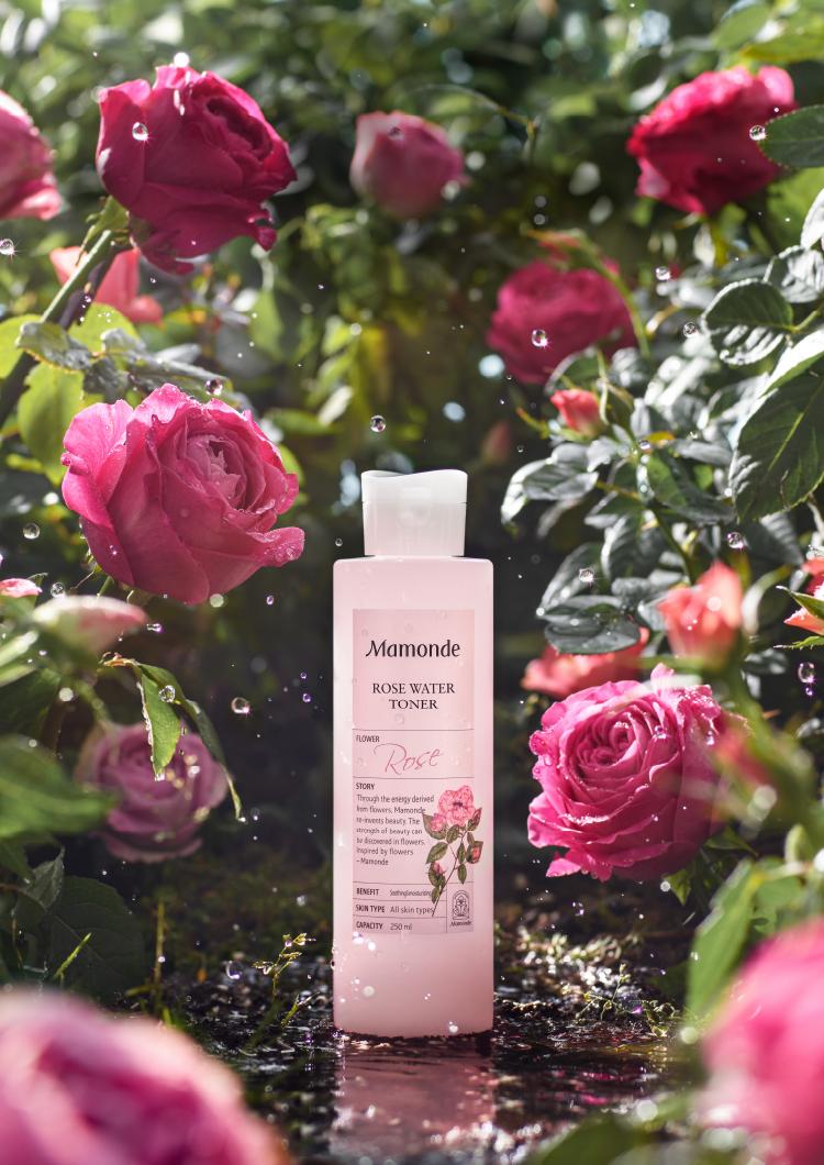 Mamonde Rose Water Toner (250ml)