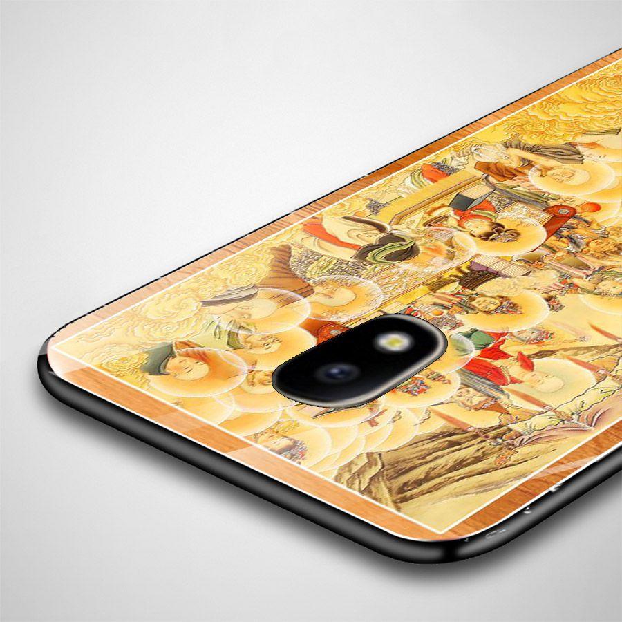 Ốp kính cường lực cho điện thoại Samsung Galaxy J2 - tôn giáo MS TONGIAO030