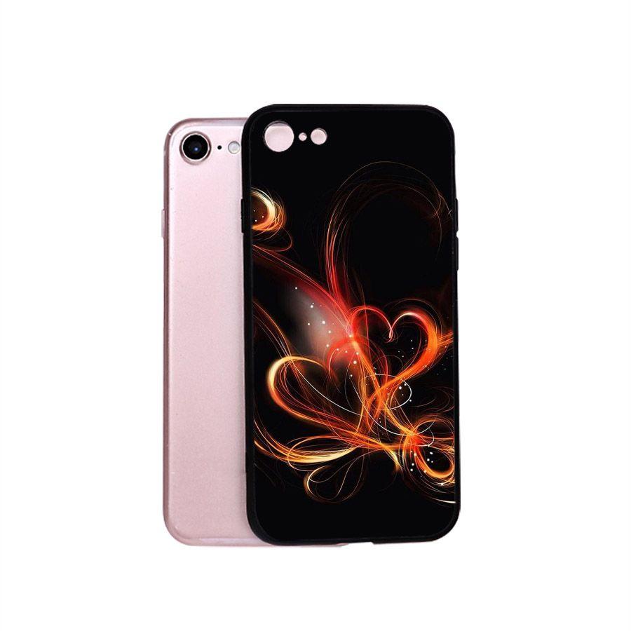 Ốp điện thoại iPhone 5/5s/se - trái tim tình yêu MS LOVE082