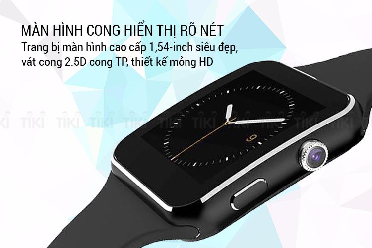 Đồng Hồ Thông Minh X6 2