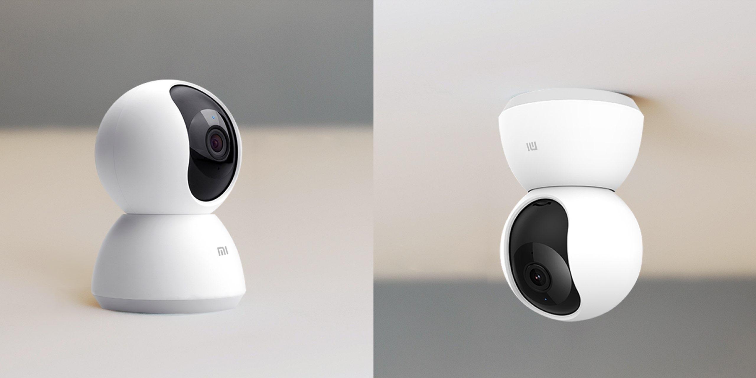 Camera chống trộm Xiaomi 360° 1080P Mi Home QDJ4041GL (Trắng) = 719.000 ₫