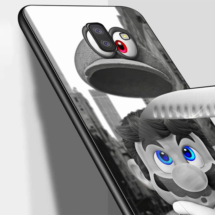 Ốp lưng điện thoại Samsung Galaxy J4 - super mario MS MARIO020