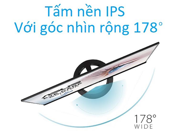 Màn Hình Asus VZ229HE 22inch FullHD 5ms 76Hz IPS - Hàng Chính Hãng