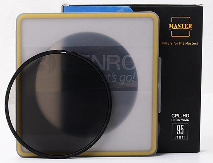 Filter Kính lọc vuông Benro Hệ 100, Hàng chính hãng 23