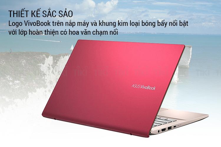Laptop Asus Vivobook S431FA-EB076T Core i5-8265U/ Win10 + Office365 (14 FHD) - Hàng Chính Hãng