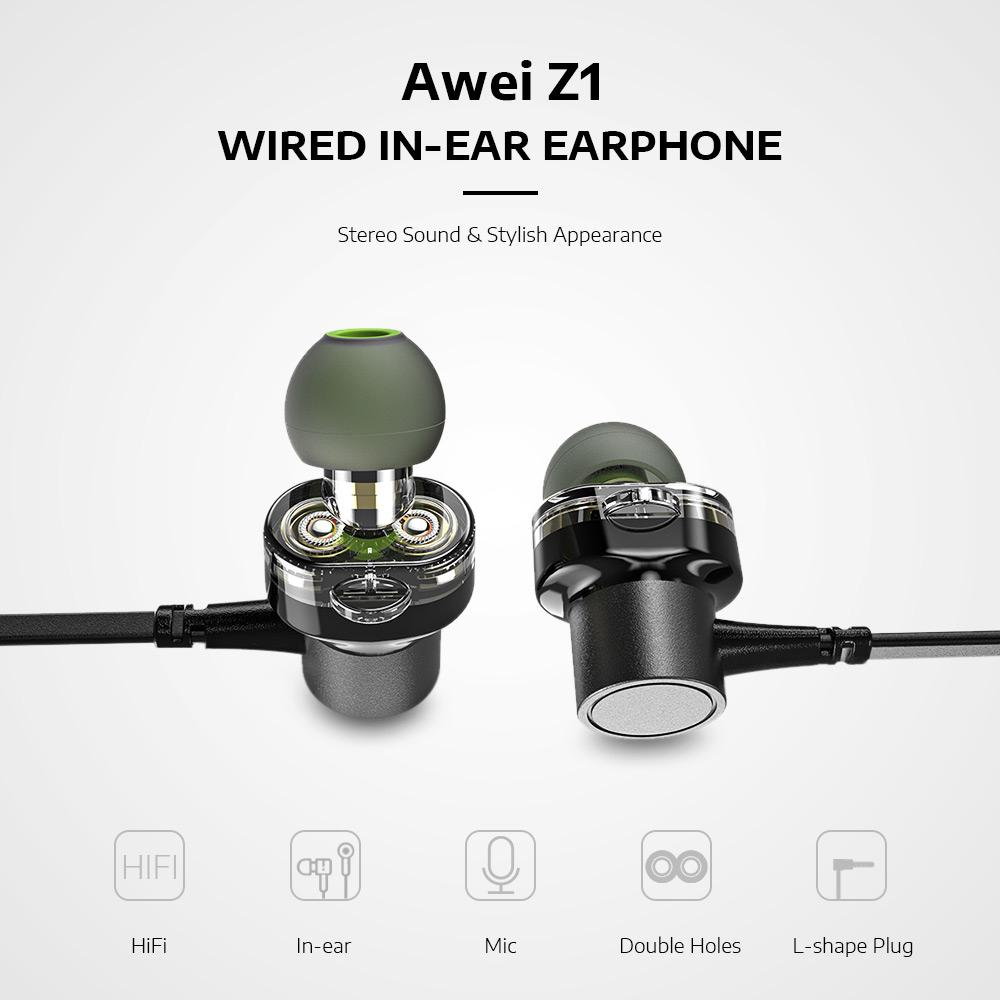 Tai nghe Awei Z1