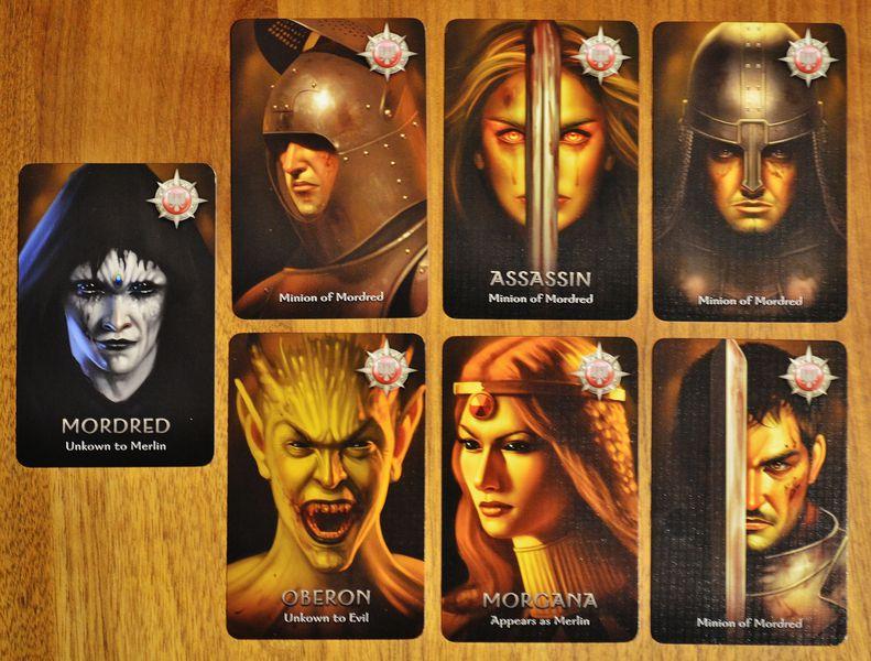 Trò Chơi Boardgame Avalon Resistance Hộp Lớn Tiếng Anh - Truyền Thuyết Vua  Arthur   Tiki.vn