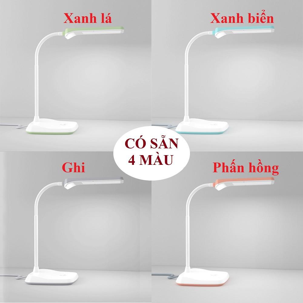 Đèn bàn LED cảm ứng bảo vệ mắt - 4 chế độ màu ánh sáng – Giao màu ngẫu  nhiên - Đèn bàn Thương hiệu OEM