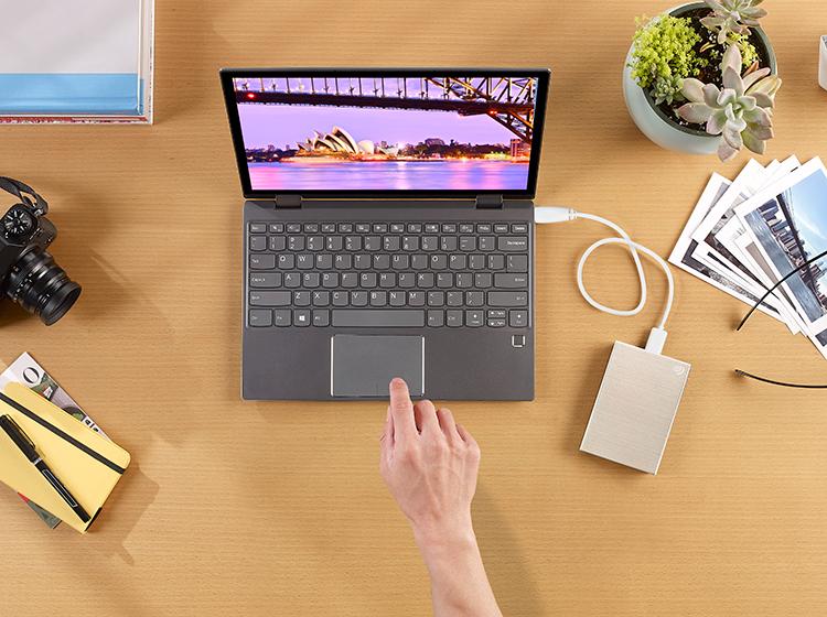 Ổ Cứng Di Động Seagate Backup Plus Portable 4TB 2.5