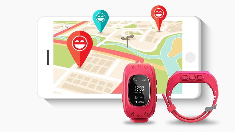 Đồng hồ thông minh và định vị trẻ em Q50 - Hàng nhập khẩu