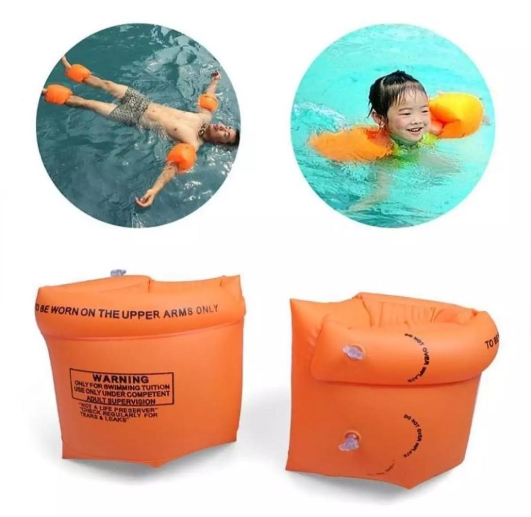Phao Tay Tập Bơi An Toàn Nhỏ Gọn 22x19.5cm 2