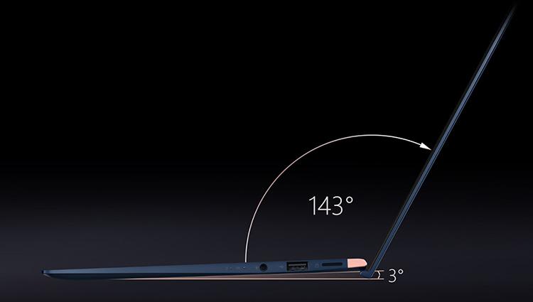 Laptop Asus Zenbook 13 UX333FA-A4118T Core i5-8265U/ Win10/ Numpad (13.3 FHD IPS) - Hàng Chính Hãng