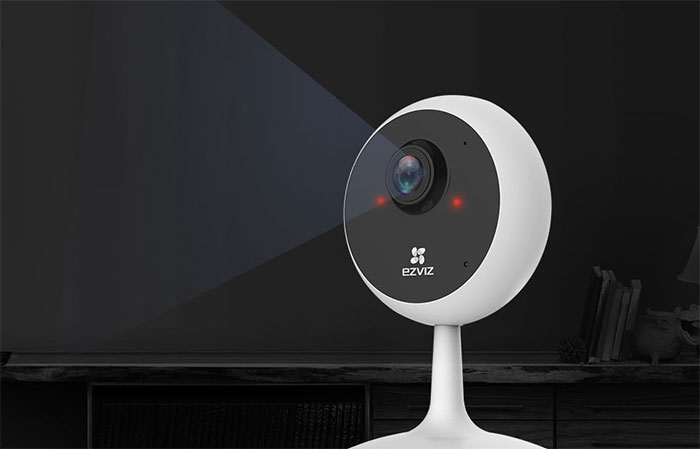 Camera IP camera WIFI EZVIZ C1C 1M - Đàm thoại 2 chiều - hàng nhập khẩu 2