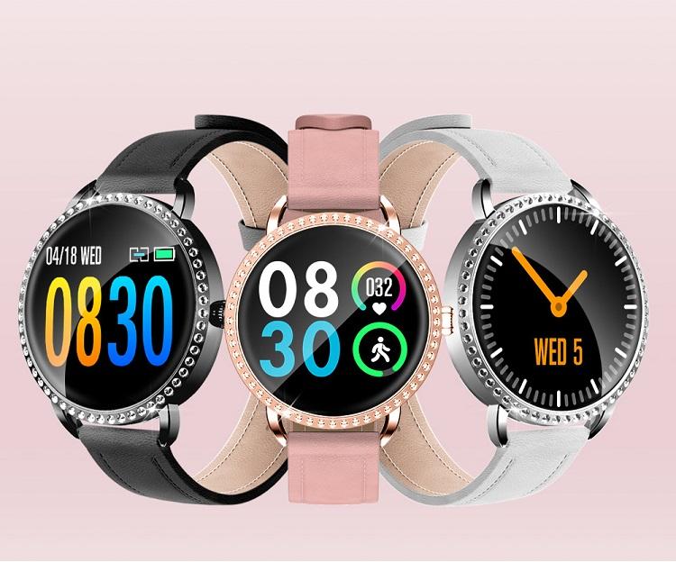Đồng hồ theo dõi sức khỏe H7 (chống nước IP67) 1