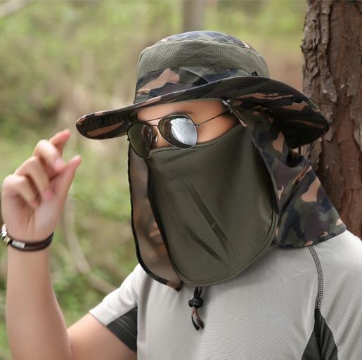 Mũ nón tai bèo chống nắng cho Nam chống tia UV