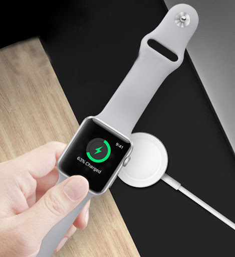 Combo Củ sạc và cáp sạc cao cấp cho đồng hồ Apple Watch 6