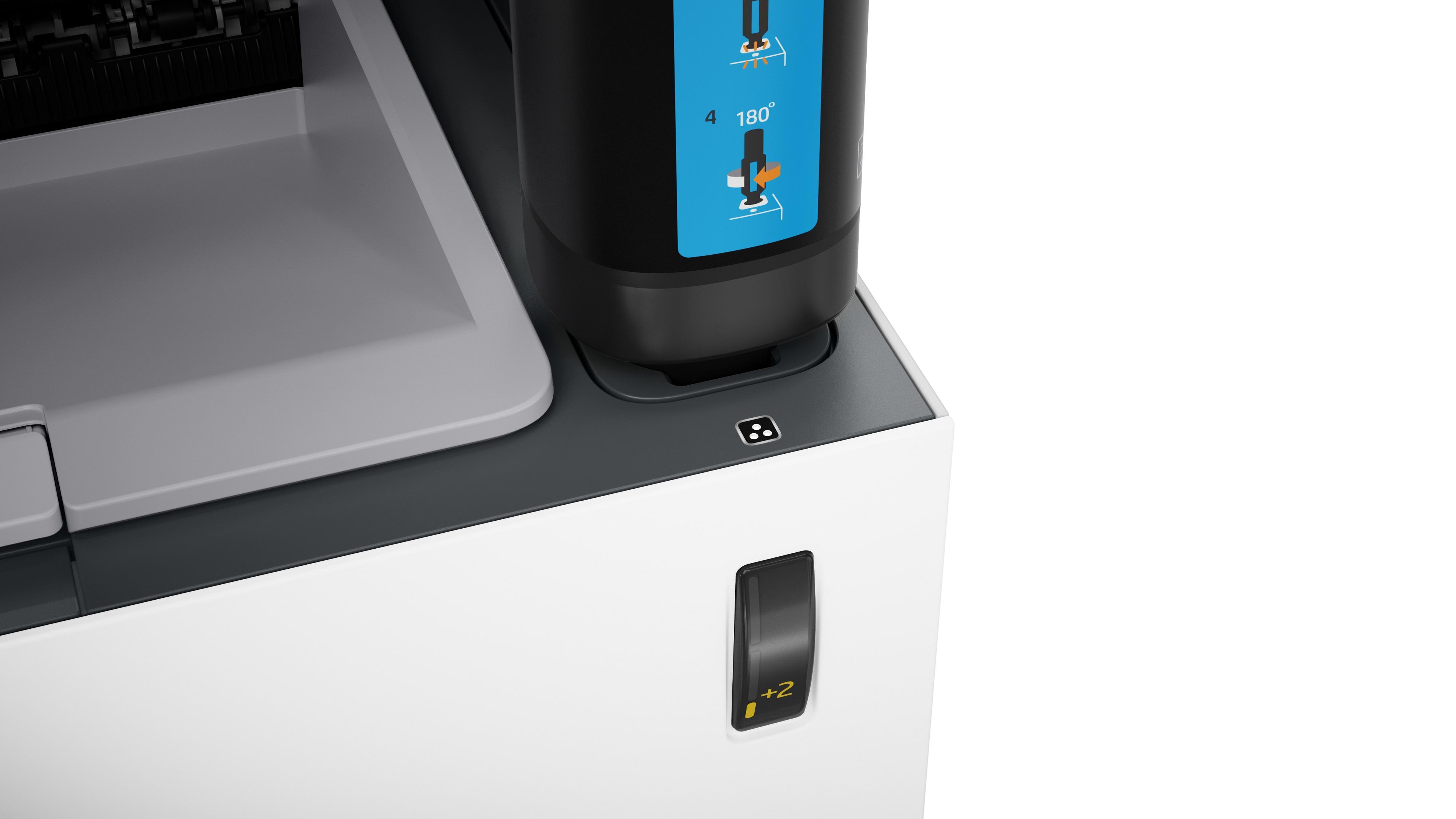 Máy in HP Neverstop Laser 1000w (In Wifi Trắng,Đen-4RY23A) - Hàng Chính Hãng 4
